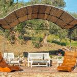 Zona relax Agriturismo Toscana