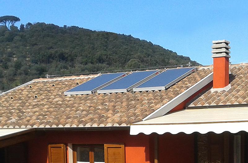 Pannello Solare Termico Non Riscalda : Agriturismo ecosostenibile toscana aria