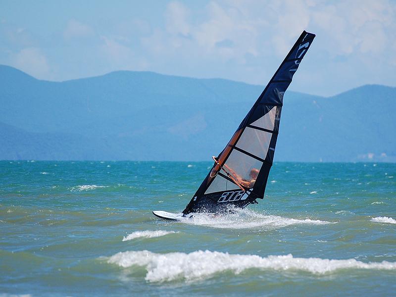 Windsurf Toscana
