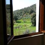 Vista da suite Tramontana